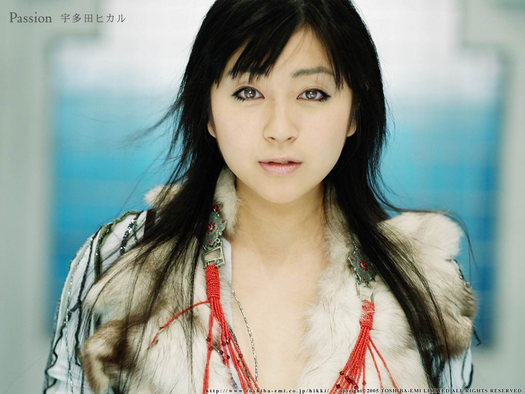 Utada Hikaru Wallpapers plus Profile