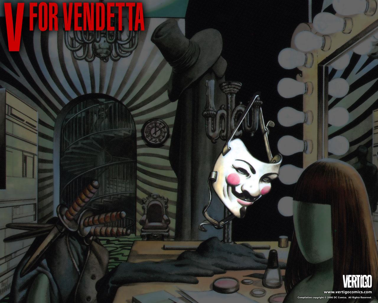 V For Vendetta V For Vendetta Wallpaper 473663 Fanpop