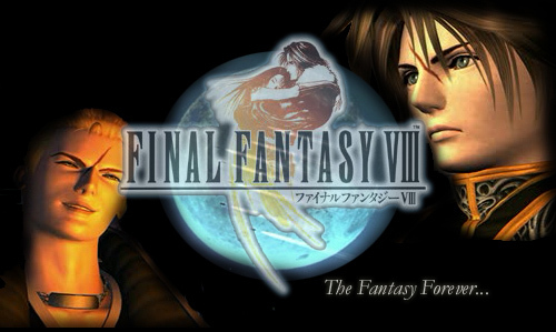 Final Fantasy VIII VIII Final Fantasy Rinoa And Squall
