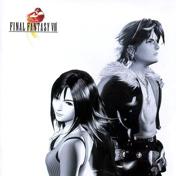 Final Fantasy VIII VIII Final Fantasy Rinoa And Squall