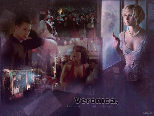 Veronica Mars দেওয়ালপত্র entitled VM
