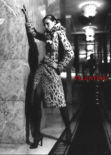 Valentino Ad w/Gisele
