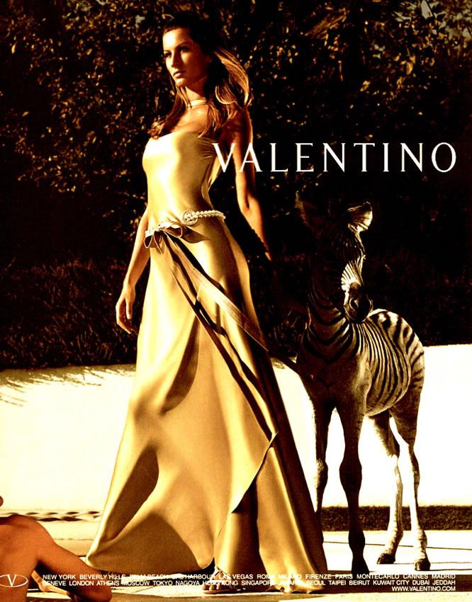 valentino fashion history