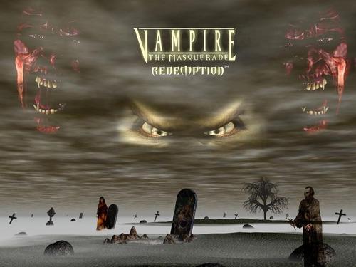Vampire : the Маскарад