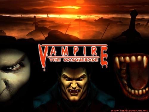 Vampire : the pagbabalatkayo