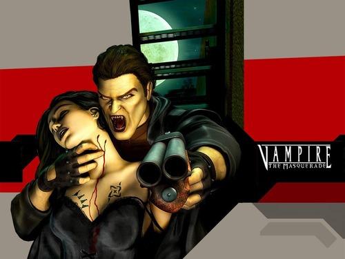Vampire : the Dạ hội giả trang