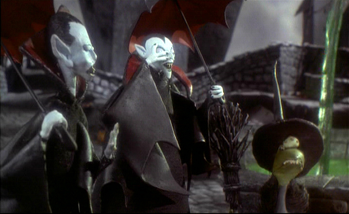 Nightmare Before Christmas Vampires