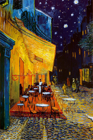 वैन, वान Gogh