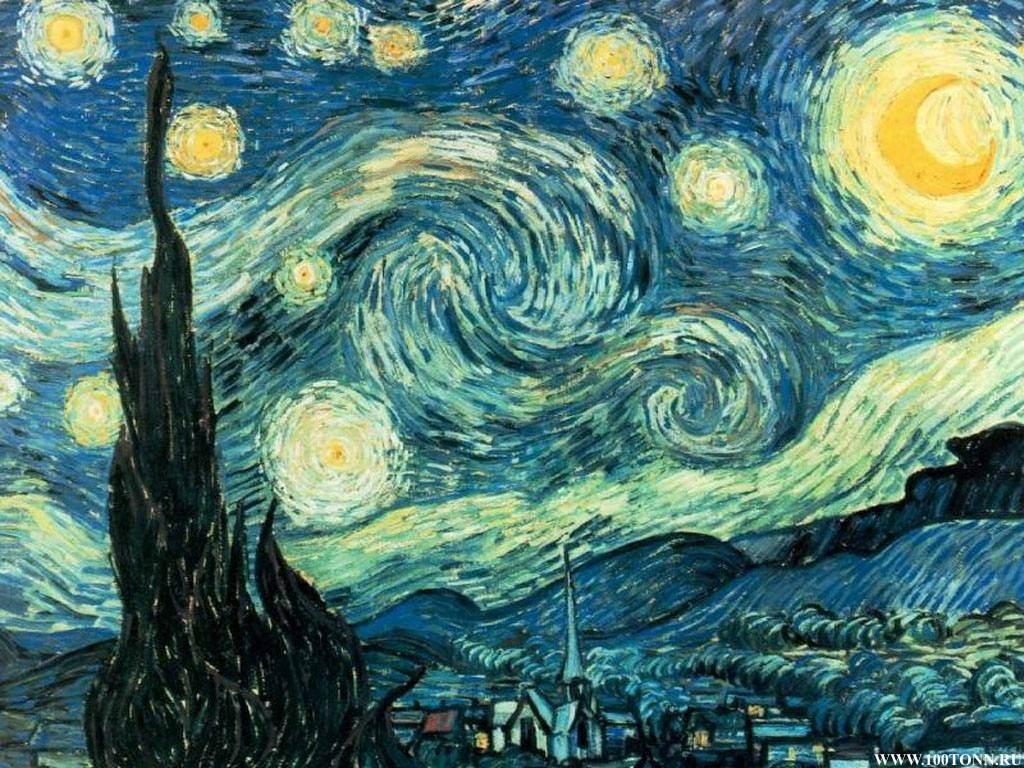 camioneta, van Gogh