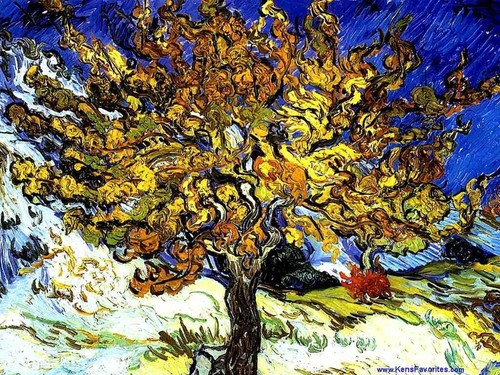 Fine Art Hintergrund entitled transporter, van Gogh