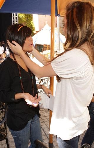 Vanessa & Miley