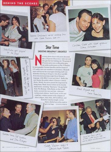 Vanity Fair - June 2005