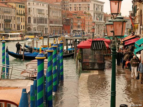 Italy 바탕화면 called Venice
