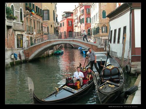 Italy Hintergrund entitled Venice