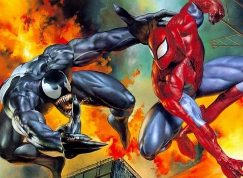 Venom پیپر وال