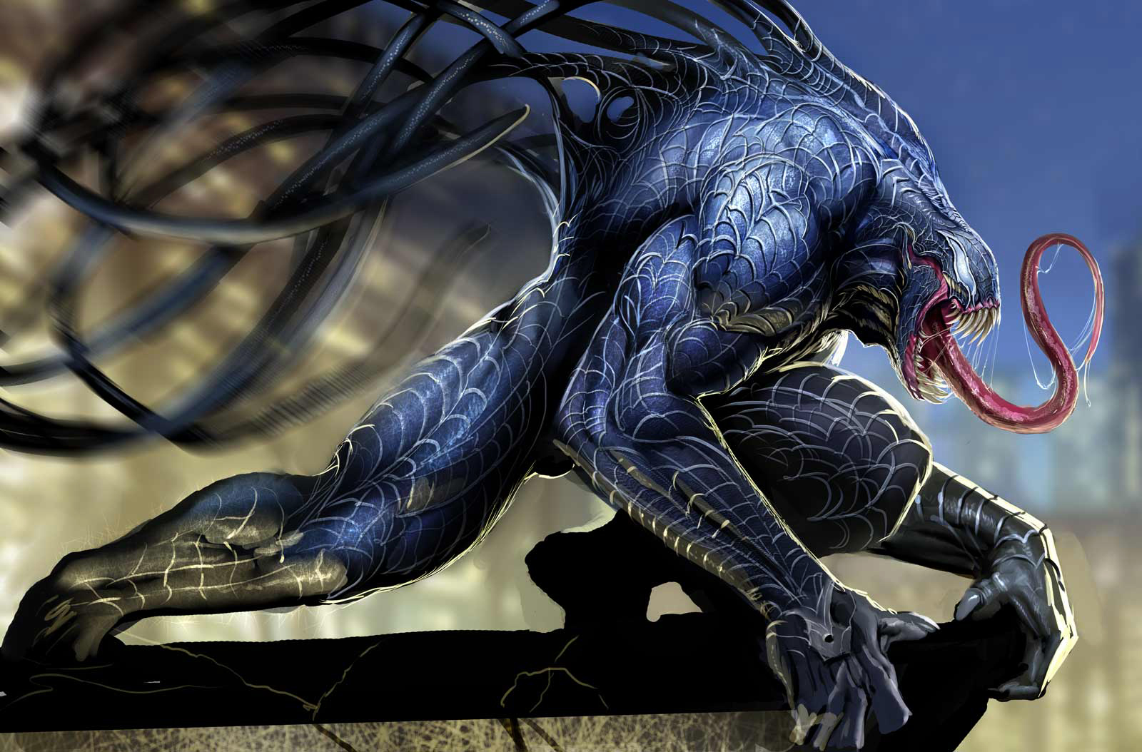 Spider-Man VenomVenom Spiderman 4