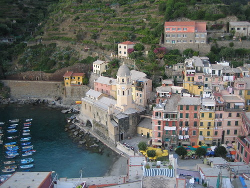 Italy wallpaper called Vernazza