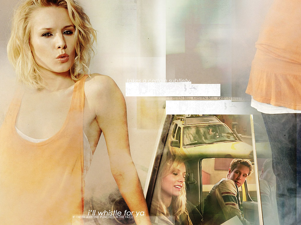 Veronica Mars - Veronica Mars Wallpaper (85516) - Fanpop