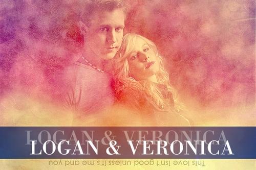 Veronica and Logan