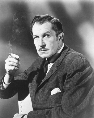 Vincent Price wallpaper called Very suave!