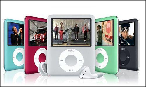 Video iPod nano