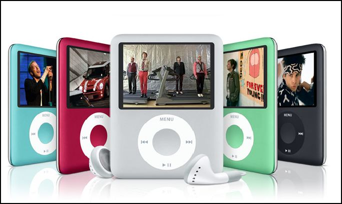 how to delete photos from ipod nano