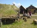 Viking Market Reenactors