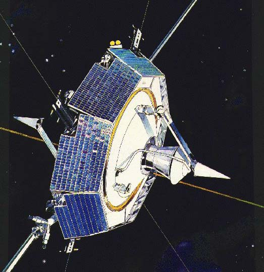 Viking Satellite