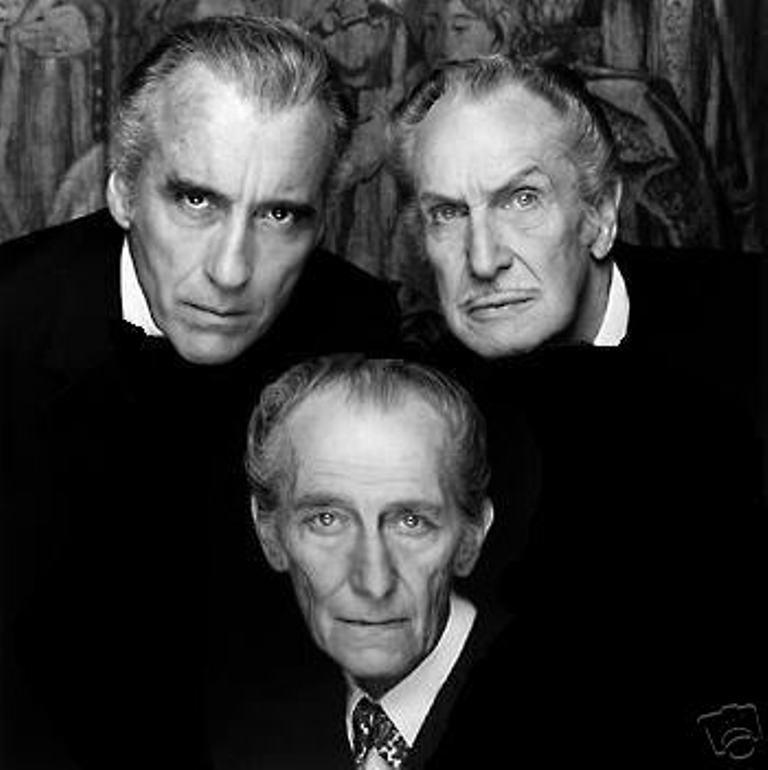 Vincent, C. Lee & P. Cushing
