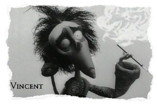 Tim burton wallpaper called Vincent