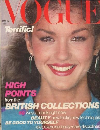 Vogue: March 1979