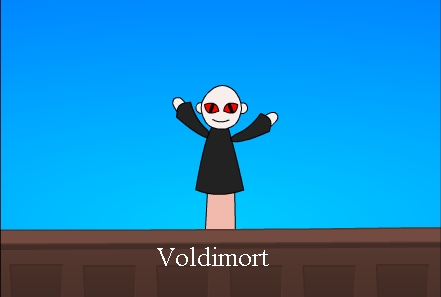 Potter Puppet Pals wallpaper entitled Voldimort