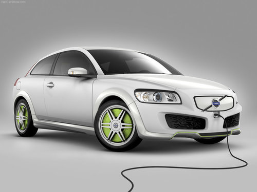 Volvo ReCharge - electric-cars Photo