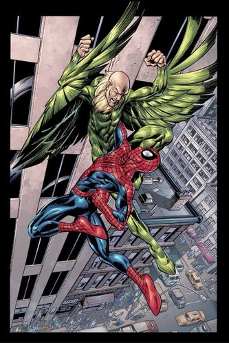 秃鹫, 兀鹫 vs. Spider-Man