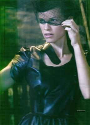 W Magazine Scans Jan 2008