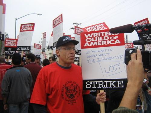 WGA Strike - Lost
