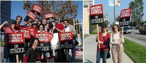 WGA Strike - Writers