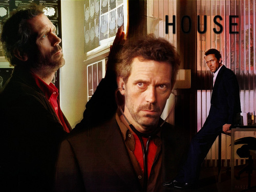 WPHouse - house-md Wallpaper