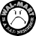 Wal-Mart - Bad Neighbors - wal-mart-watch icon