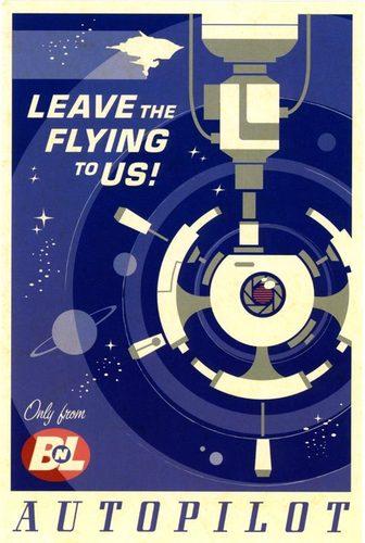 Wall-E Promo Posters