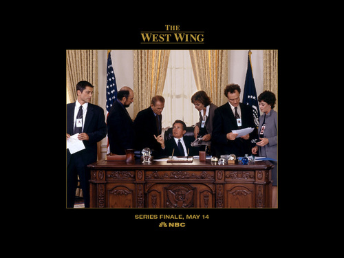 The West Wing wallpaper entitled Wallpaper 2