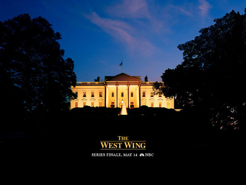 The West Wing wallpaper titled Wallpaper 3