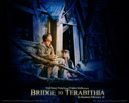 Wallpaper - bridge-to-terabithia Wallpaper