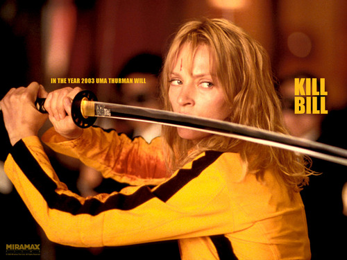 Kill Bill wallpaper titled Wallpaper