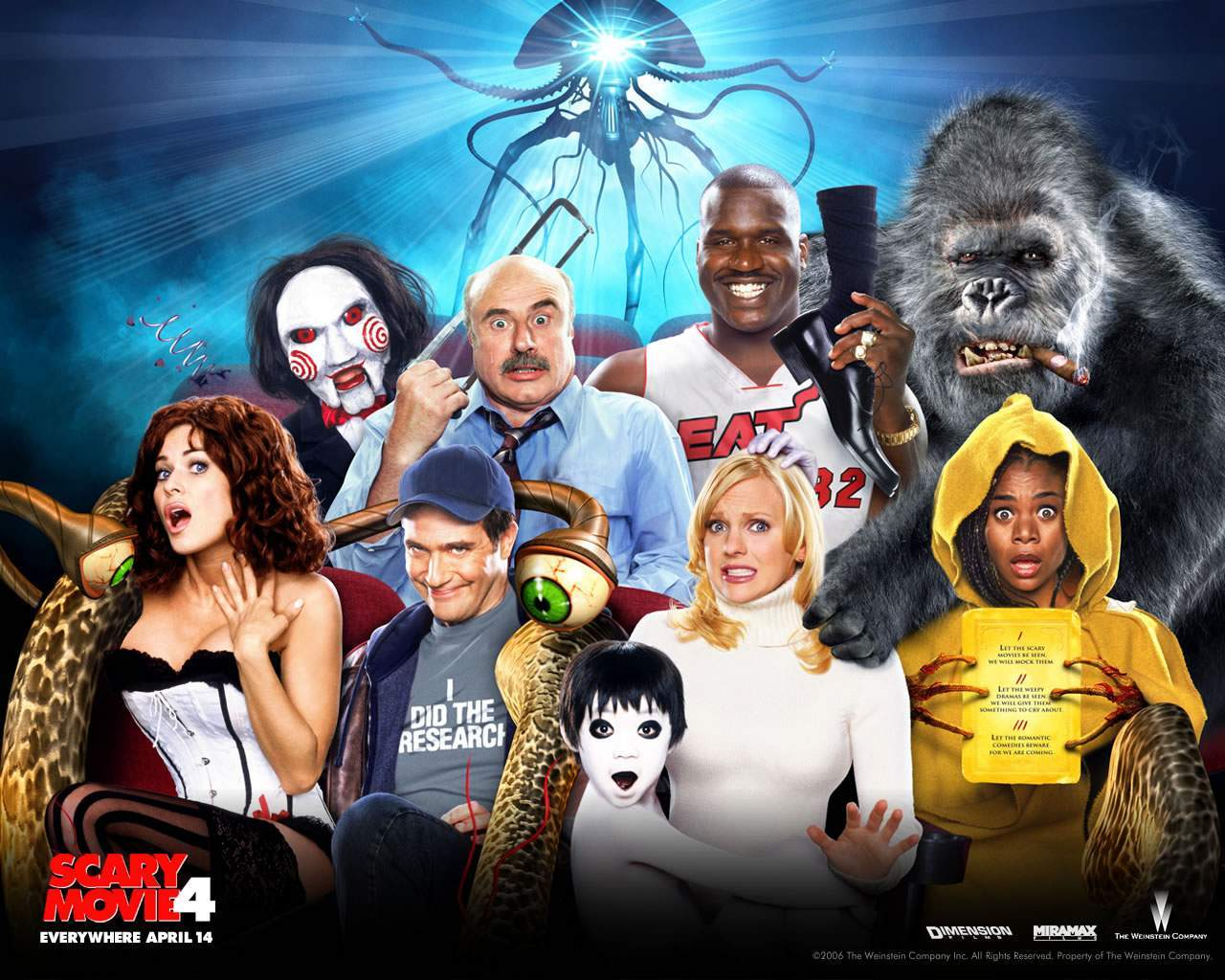 Scary Movie images Wallpaper HD wallpaper and background ...