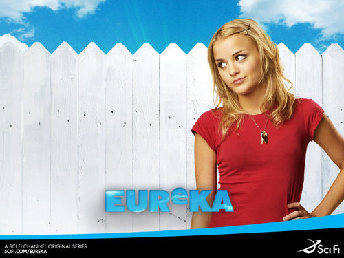 Eureka wallpaper titled Wallpapers
