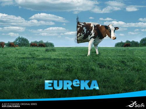 Eureka wallpaper titled Wallpapers
