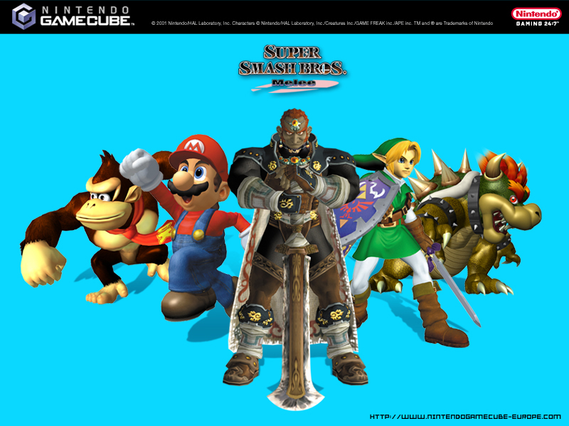 Wallpapers Super Smash Brothers Wallpaper 231369 Fanpop
