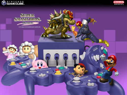 Super Smash Brothers Wallpaper Titled Wallpapers