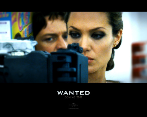 angelina jolie wallpaper titled Wanted